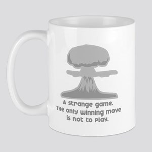 """Winning Move"" [WarGames] Mug"